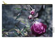 The Friday The 13th Rose Carry-all Pouch