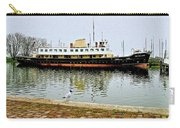 The Friesland In Enkhuizen Harbor-netherlands Carry-all Pouch