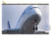 The Front Office Lufthansa Airbus A-380 Carry-all Pouch
