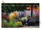 The Garden Of Life Carry-all Pouch