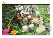 The Gardens Carry-all Pouch