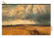 The Gathering Storm, 1819 Carry-all Pouch by John Constable