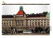 The Gellert Hotel Carry-all Pouch