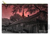 The General Store In Luckenbach Texas Carry-all Pouch by Susanne Van Hulst