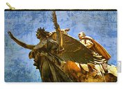The Generals Golden  Angel Carry-all Pouch