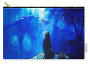 The Gethsemane Prayer Carry-all Pouch