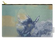 The Giant Butterfly And The Moon - J216094206-c09a Carry-all Pouch