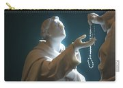 The Gift Of A Rosary Carry-all Pouch