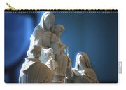 The Gift Of The Rosaries Statue Carry-all Pouch