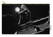 The Girl On The Roof Carry-all Pouch