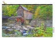 The Glade Grist Mill Carry-all Pouch