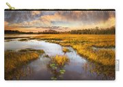 The Glades At Sunset Carry-all Pouch