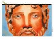 The God Jupiter Or Zeus.  Carry-all Pouch