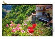 The Godfather Villages Of Sicily Carry-all Pouch