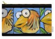 The Goldbird Trio Carry-all Pouch