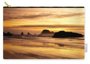 The Golden Coast Carry-all Pouch by Darren  White