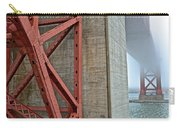 The Golden Gate - Fort Point View Carry-all Pouch