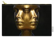 The Golden Girl At Caesar's Palace Carry-all Pouch