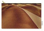 The Golden Hour Anza Borrego Desert Carry-all Pouch