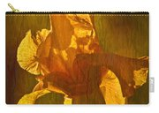 The Golden Iris Carry-all Pouch