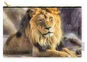 The Golden King 2 Carry-all Pouch