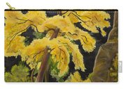 The Golden Tree Carry-all Pouch