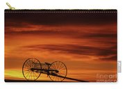 The Good Old Days Carry-all Pouch by Bob Christopher