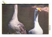 The Goose And The Gander Carry-all Pouch