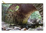 The Gorge Trail Stone Bridge Carry-all Pouch