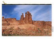 The Gossips A Nature's Beauty Carry-all Pouch
