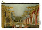 The Gothic Dining Room At Carlton House Carry-all Pouch