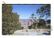 The Grand Canyon In January Carry-all Pouch