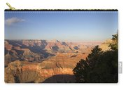 The Grand Canyon Towards Sunset Carry-all Pouch