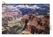 The Grand Canyon V Carry-all Pouch