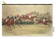 The Grand National Over The Water Carry-all Pouch