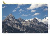 The Grand Tetons - Grand Teton National Park Wyoming Carry-all Pouch