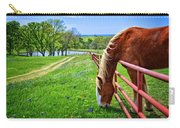 The Grass Is Always Greener... Carry-all Pouch