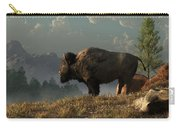 The Great American Bison Carry-all Pouch