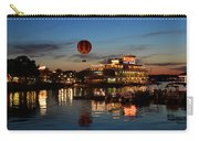The Great And Powerful Oz Over Downtown Disney Carry-all Pouch