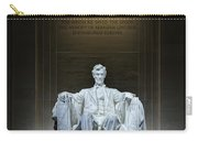 The Great Emancipator Carry-all Pouch