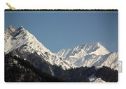 The Great Himalayan Range Carry-all Pouch