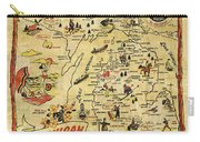 The Great Lakes State Carry-all Pouch