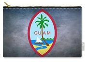 The Great Seal Of Guam Territory Of Usa  Carry-all Pouch