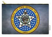 The Great Seal Of The State Of Oklahoma Carry-all Pouch
