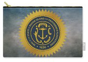 The Great Seal Of The State Of Rhode Island Carry-all Pouch