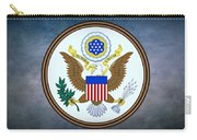 The Great Seal Of The United States  Carry-all Pouch