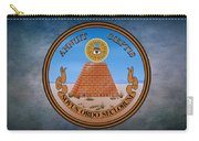 The Great Seal Of The United States Reverse Carry-all Pouch