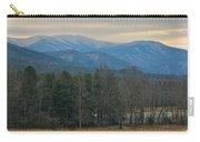 The Great Smoky Mountains From Cades Cove Carry-all Pouch