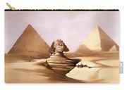 The Great Sphinx Carry-all Pouch