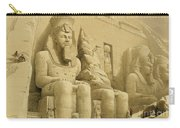 The Great Temple Of Abu Simbel Carry-all Pouch